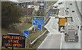 J2966 : New M1 service area, Dunmurry/Lisburn - March 2016(4) by Albert Bridge