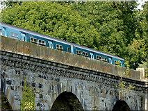 SJ2837 : Chirk Viaduct by Roger  Kidd