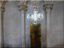 SO8554 : Inside Worcester Cathedral (lii)  by Basher Eyre