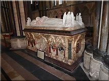 SO8554 : Inside Worcester Cathedral (lvi)  by Basher Eyre