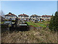 SK2853 : Houses on Bournebrooke Avenue, Wirksworth by Chris Allen