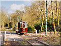 SD8304 : Car 96, Heaton Park Tramway by David Dixon
