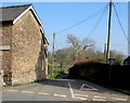 SO4831 : Minor road from Much Dewchurch towards King's Thorn by Jaggery