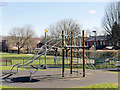 SD7713 : Tottington, Town Meadow Play Area by David Dixon