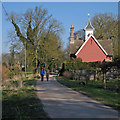 TL4349 : Newton: a Sunday-afternoon walk by John Sutton