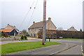 TL0531 : Houses, Lovett Green by Robin Webster