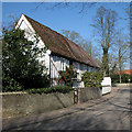 TL4551 : Great Shelford: in Church Street by John Sutton