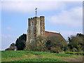 TL1135 : Lower Gravenhurst church by Robin Webster