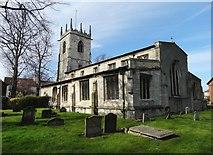 SK6592 : St Nicholas's Church, Bawtry by Neil Theasby