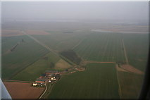 TF3999 : Site of Swine Haven (Grainthorpe Fen): aerial 2016 by Chris