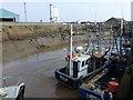 TF6120 : Zulu on the mud - The Fisher Fleet, King's Lynn by Richard Humphrey