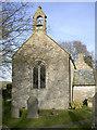 ST6665 : St Michael's church, Burnett by Neil Owen