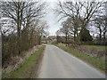 SE2406 : Broad Oak Lane by JThomas
