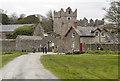 J5749 : Estate buildings, Castle Ward by Rossographer