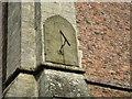 TA1545 : Sundial, St. Lawrence, Sigglesthorne by Jonathan Thacker
