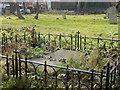 TQ3987 : Cotton family grave, Leytonstone Churchyard by Stephen McKay