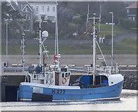 J5082 : The 'Kesteven' at Bangor by Rossographer