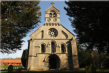 SK8572 : St.Helen's church by Richard Croft