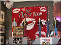 TQ2789 : The Kinks Room at The Clissold Arms by Des Blenkinsopp