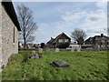 TQ2607 : St Helen's Churchyard, Hangleton (1) by Basher Eyre
