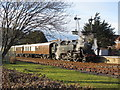 SS9746 : West Somerset Railway at Minehead by Gareth James