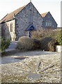 ST5859 : Close to the church by Neil Owen