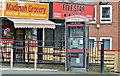 J3372 : Telephone box, Lisburn Road, Belfast - March 2016(1) by Albert Bridge