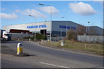 SE8912 : Rainham Steel, Scunthorpe by Ian S