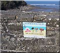 SM8512 : Little Haven - a 'no smoking' beach by welshbabe