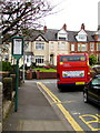 ST2987 : Risca bus in Newport by Jaggery
