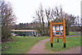 NT2798 : Stenton Pond by Richard Dorrell