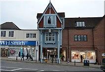 TQ1649 : St Martin's Walk by N Chadwick