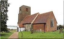 TL9919 : St Andrew, Abberton by John Salmon
