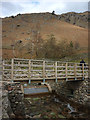 NY2906 : Bridge and hydro intake, Stickle Ghyll by Karl and Ali