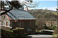SX2162 : House at Scawn Mill by Derek Harper