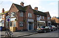 SP5205 : 'The Rusty Bicycle' pub at Magdalen Road / Hurst Road junction by Roger Templeman