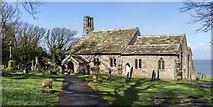 SD4161 : St Peter's Church by Peter McDermott