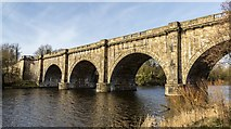 SD4863 : Lune Aqueduct by Peter McDermott