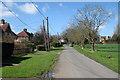 TL2843 : Steeple Morden: Bogs Gap Lane by John Sutton