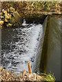 TF1507 : Weir on the Maxey Cut at Nine Bridges by Paul Bryan