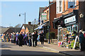 SP9211 : Good Friday in Tring (1) Carrying the Cross by Chris Reynolds