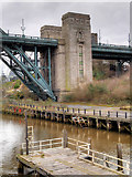 NZ2563 : Tyne Bridge Tower by David Dixon