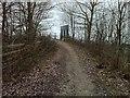 TQ0659 : Footpath over M25 by Hugh Craddock