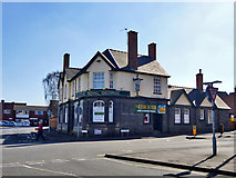 SK5319 : Formerly the Royal George, Loughborough by Robin Webster