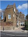 TQ2885 : Little Green Street, Kentish Town by Julian Osley