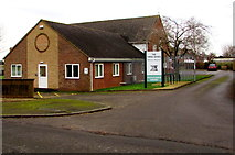 ST6976 : The Three Shires Medical Practice Pucklechurch Surgery by Jaggery