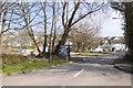 SW6226 : Mill Lane, Porthleven by David Smith
