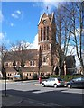 TQ2984 : Church of St Luke, Oseney Crescent, Kentish Town by Julian Osley