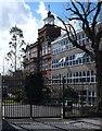 TQ2984 : Camden School for Girls by Julian Osley