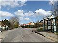 TM1354 : School Road, Coddenham by Geographer